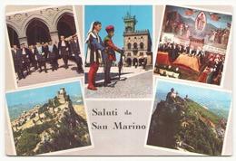 SAINT MARIN SALUTI DA SAN MARINO - San Marino