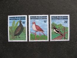Cameroun : TB Série  N° 690 Au N° 692. Neufs XX . - Cameroon (1960-...)