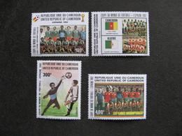 Cameroun : TB Série  N° 693 Au N° 696. Neufs XX . - Cameroon (1960-...)