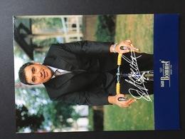 EDDY MERCKX - Schoenen Van Bommel - Cyclisme