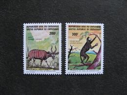 Cameroun : TB Paire N° 698 Et N° 699 . Neufs XX. - Cameroon (1960-...)