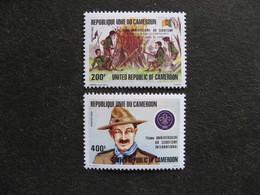 Cameroun : TB Paire N° 700 Et N° 701 . Neufs XX. - Cameroon (1960-...)