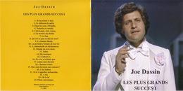 UNICUM. Superlimited Edition CD Joe Dassin. LES PLUS GRANDS SUCCES I. - Disco & Pop