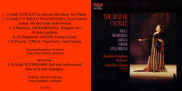 Superlimited Edition CD Montserrat Caballe. THE BEST OF CABALLE (1976) - Opera