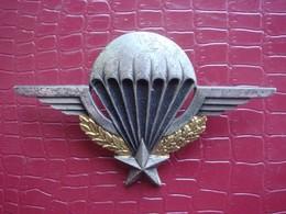 Brevet Parachutiste Matriculé ( Année 1964 ) . Drago Romainville - Armée De Terre