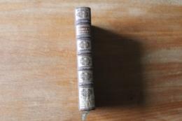 Livre XVIII E  Le Directeur Spirituel  Pour Ceux  Qui N'en Ont Point  1738 - Libros, Revistas, Cómics