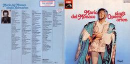 Superlimited Edition CD Mario Del Monaco. SINGT OPERNARIEN - Opéra & Opérette