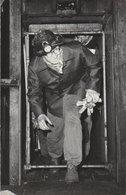 """11 Avril 1962 Waterschei  / Genk  """" Visite Du Roi Baudoin Aux Mines """" - Genk"""