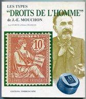 """RC 11272 FRANCE LIVRE J. E MOUCHON """" DROITS DE L'HOMME """" FRANCE ET BUREAUX FRANÇAIS A L'ETRANGER - Philatélie Et Histoire Postale"""