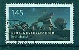 BUND--ALMA--Observatorium ,gestempelt , - [7] République Fédérale