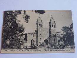 Le Moulleau - Bassin D'arcachon - L'église Notre Dame Des Passes - Frankreich