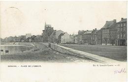 SERAING - Place De L' Abbaye - Ed. G. Lemaire- Lenoir N° 17 - Seraing
