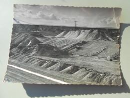 HAUT RHIN E.D.F. CHANTIER D'OTTMARSHEIM TERRASSEMENT CANAL D'AMENEE FEVRIER 1950 AU PROFIT DE LA MUTUELLE DU PERSONNEL - Ottmarsheim