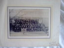 44  PORNIC   -- NANTES  RANZAY    PHOTO  DE  GROUPE  DE  CONGRESSITES   PHOTOGRAPHE  LOUKIANOFF - Places
