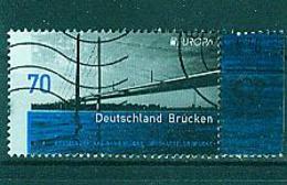 BUND--DEUTSCHLAND BRÜCKEN ,gestempelt , - [7] République Fédérale