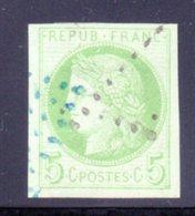 Colonies Générales : Cérès N° 17 OBL - Ceres