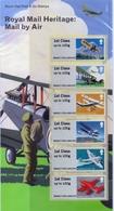 2017 P&G Mail By Air - Gran Bretagna