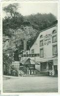 Remouchamps 1959; Entrée De La Grotte Et Hôtel De La Grotte - Voyagé. (P.B.F. - Bruxelles) - Aywaille