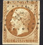 NAPOLEON ND N° 13Bb  BRUN OB. PC   TB - 1853-1860 Napoléon III
