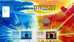 2018 P&G Games Of Thrones - Gran Bretagna