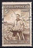 Philippines 1955 - Labour-Management Congress, Manila - Filipinas