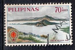 Philippines 1962 - Malaria Eradication - Filipinas