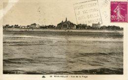 CPA - RIVA-BELLA - VUE DE LA PLAGE - Riva Bella