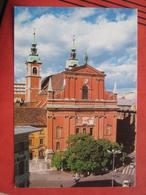 Ljubljana / Laibach - Franziskaner Kirche - Slovénie