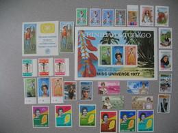 Femme - Miss .. Lot De Timbre Et Bloc  à Voir - Stamps