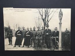 Erste Weltkrieg - 1914-1918 - Helmet Stecken - Pinhelm - Casque à Broche - Duitsland