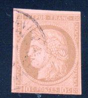 Colonies Générales : Cérès N° 18 OBL - Napoleon III