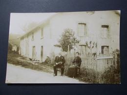 Carte Postale - Couple - Photo à Localiser - (2579) - Photographie