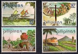 Philippines 1971 - Tourism MINT - Filipinas