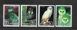 LOTE 1819  ///  (C070)  CHINA 1995 //  YVERT Nº: 3276-3279 **MNH - 1949 - ... República Popular