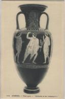 CPA - ATHENES - VASE GREC - Edition Moutet - Antichità