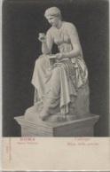 CPA - ROME - MUSEE VATICAN - CALLIOPE ... - Edition Stengel Co - Antichità