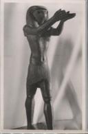CPA - EPOQUE SAÏTE - LE DIEU HIERACOCEPHALE HORUS ... - Edition Musées Nationaux - Antichità