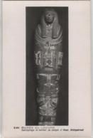 CPA - SARCOPHAGE DU BARBIER TEMPLE D'AMON ... - Edition Musées Nationaux - Antichità