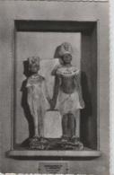 CPSM - EGYPTE - AMENOPHIS IV Et NEFERTITI - Edition Estel - Antichità