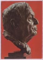 CPA - Sculpture De ARNO BREKER  - MAURICE DE VLAMINCK (peintre) - Edition Galerie Marco - Sculptures