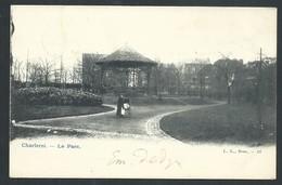 +++ CPA - CHARLEROI - Le Parc   // - Charleroi