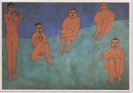 CPM - Henri MATISSE - MUSIC -1919 - Collection Ermitage St Petersburg - Edition Art Unlimited - Peintures & Tableaux