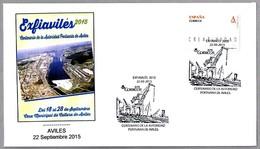 100 Años AUTORIDAD PORTUARIA DE AVILES - PORT. Aviles, Asturias, 2015 - Boten