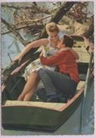 CPSM - FANTAISIE - COUPLE AMOUREUX Année 60 - Edition Krüger - Couples