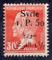 Syrie N°145 Neuf Charniere - Syria (1919-1945)
