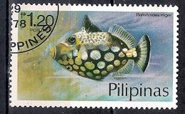 Philippines 1978 - Fish - Filipinas