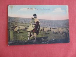 Galilee Shepherd On Tiberias Hills   Sheep   Ref 3129 - Israel