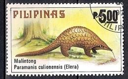 Philippines 1979 -  Animals - Filipinas