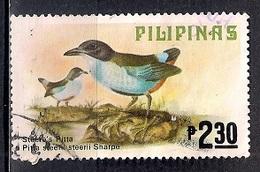 Philippines 1979 -  Birds - Filipinas