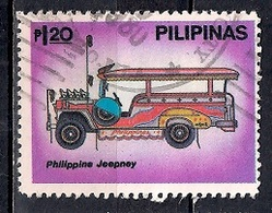 Philippines 1980 - Philippine Jeepneys (Decorated Jeeps) - Filipinas